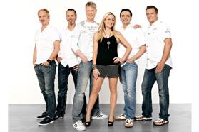 Bayerischer Sänger Charts