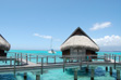 Premium Weddings Flitterwochen Overwater Bungalow